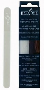 Herome Glass Nail File Travelsize