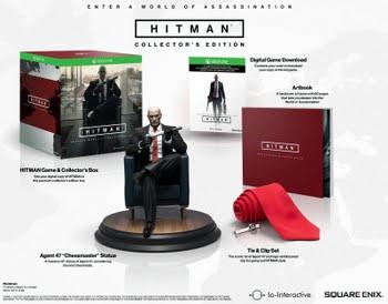 Hitman Collector's Edition (Xbox One)