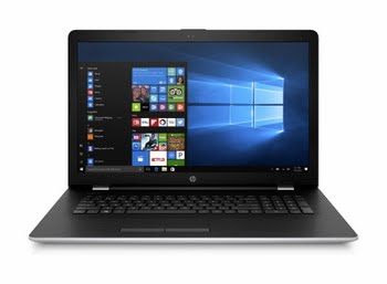 "HP 17-bs022nd 2.00GHz i3-6006U 17.3"" 1600 x 900Pixels Wit Notebook"