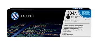 HP 304A originele zwarte LaserJet tonercartridge