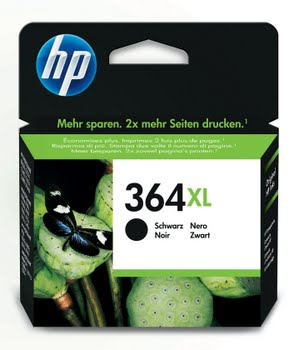 HP 364XL originele high-capacity zwarte inktcartridge