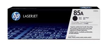 HP 85A originele zwarte LaserJet tonercartridge