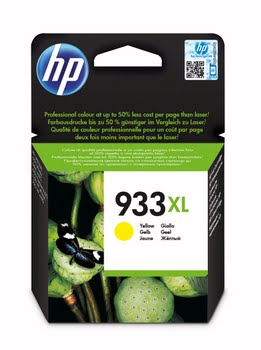 HP 933XL originele high-capacity gele inktcartridge