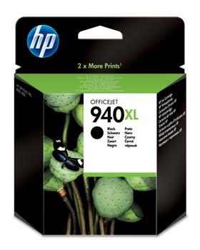 HP 940XL originele high-capacity zwarte inktcartridge