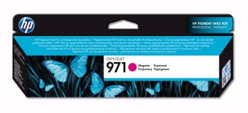 HP 971 originele magenta inktcartridge