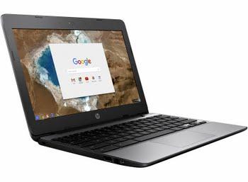 HP Chromebook - 11-v001nd