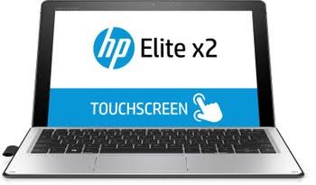 """HP Elite x2 1012 G2 2.50GHz i5-7200U 12.3"""" 2736 x 1824Pixels Touchscreen 3G 4G Zilver Hybride (2-in-1)"""
