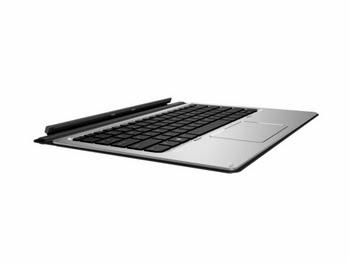 HP Elite x2 1012 Travel Keyboard Dockingconnector Grijs
