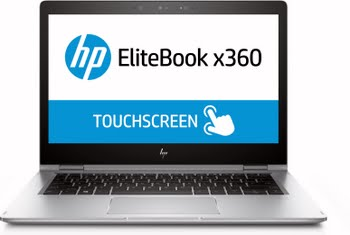 "HP EliteBook x360 1030 G2 2.70GHz i7-7500U 13.3"" 3840 x 2160Pixels Touchscreen 4G Zilver Hybride (2-in-1)"