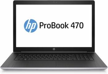 """HP ProBook 470 G5 1.6GHz i5-8250U 17.3"""" 1920 x 1080Pixels Zilver Notebook"""