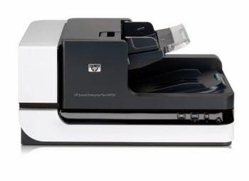 HP Scanjet Enterprise Flow N9120 flatbedscanner