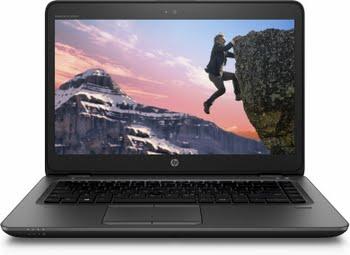 "HP ZBook 14u G4 2.70GHz i7-7500U 14"" 1920 x 1080Pixels Zwart Mobiel werkstation"
