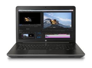 HP ZBook 17 G4 mobiel workstation