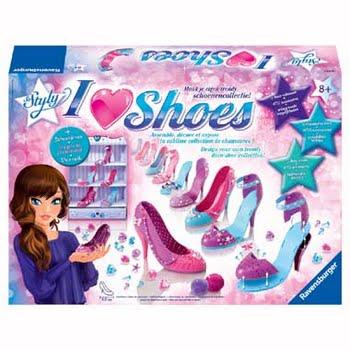 I Love Shoes Maxi: Pumps Princess