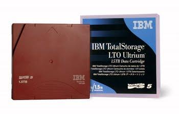 IBM 46X1290 1500GB LTO lege datatape