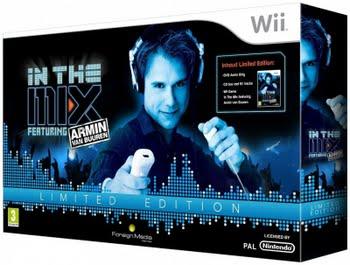 In The Mix feat. Armin van Buuren Limited Edition (Nintendo Wii)