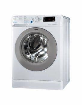 Indesit BWE 81683X WSSS NL Vrijstaand Voorbelading 8kg 1600RPM A+++ Wit wasmachine