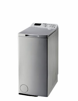 Indesit ITW D 61252 W (EU) Vrijstaand Bovenbelading 6kg 1200RPM A++ Wit wasmachine