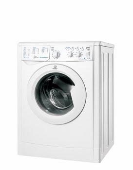 Indesit IWC 51451 EU Vrijstaand Voorbelading 5kg 1400RPM A+ Wit