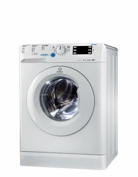 Indesit XWE 61452 W EU Vrijstaand Voorbelading 6kg 1400RPM A++ Wit wasmachine
