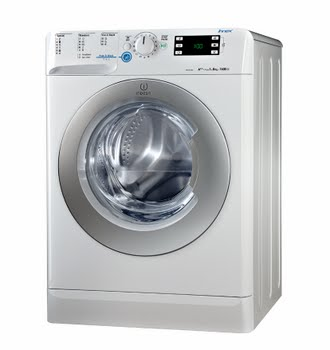 Indesit XWE 81683X WSSS EU Vrijstaand Voorbelading 8kg 1600RPM A+++ Wit wasmachine