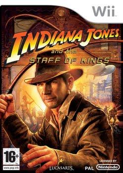 Indiana Jones Staff of Kings (Nintendo Wii)