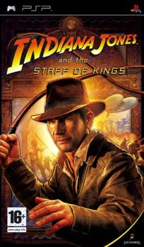 Indiana Jones Staff of Kings (Sony PSP)