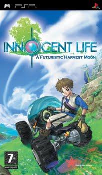 Innocent Life a Futuristic Harvest Moon (Sony PSP)