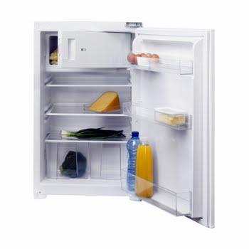 Inventum IKV0881S combi-koelkast