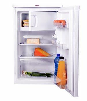 Inventum KV501 combi-koelkast