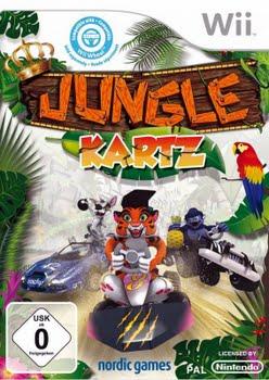 Jungle Kartz (Nintendo Wii)
