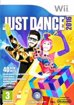 Just Dance 2016 (Nintendo Wii)