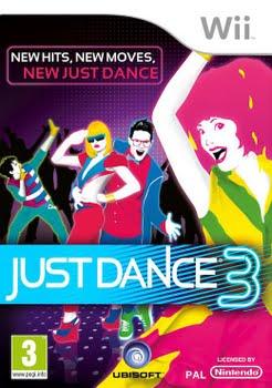 Just Dance 3 (Nintendo Wii)