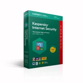 Kaspersky Lab Internet Security 2018 1gebruiker(s) 1jaar Full license Nederlands, Frans