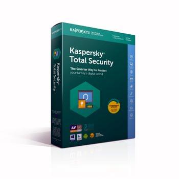 Kaspersky Lab Total Security 2018 3gebruiker(s) 1jaar Full license Nederlands, Frans
