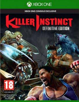 Killer Instinct (Definitive Edition) (Xbox One)