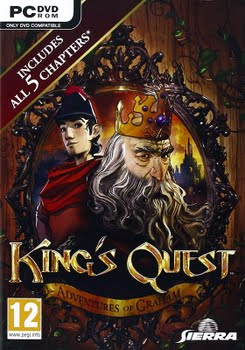 King's Quest Adventures of Graham (PC)