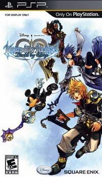 Kingdom Hearts Birth by Sleep (Sony PSP)