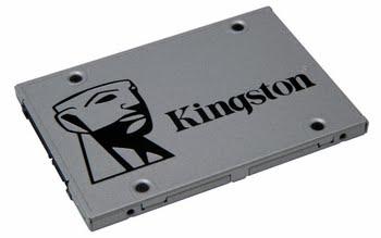 Kingston Technology SSDNow UV400 120GB SATA III