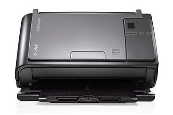 Kodak i2420 ADF 600 x 600DPI A4 Zwart, Grijs