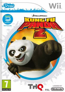 Kung Fu Panda 2 (uDraw only) (Nintendo Wii)