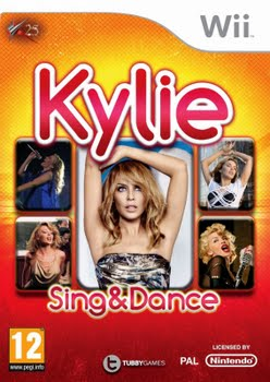 Kylie Sing & Dance (Nintendo Wii)