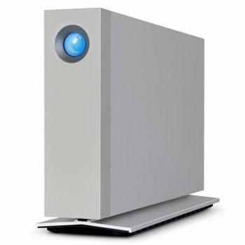 LaCie d2 Thunderbolt 3 6000GB Zilver externeharde schijf