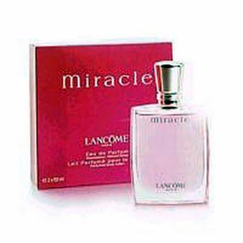 Lancome Miracle Eau De Parfum Vapo 50ml