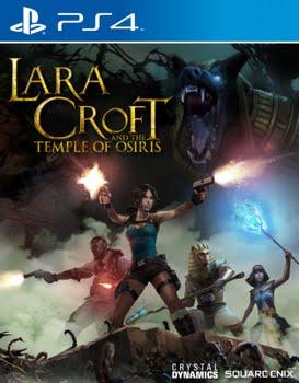 Lara Croft the Temple Of Osiris (PS4)
