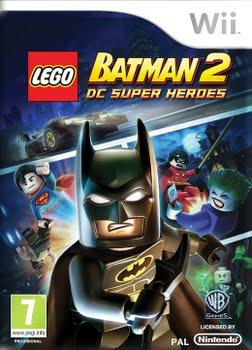 LEGO Batman 2 DC Superheroes (Nintendo Wii)