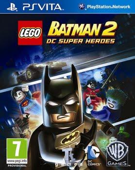 LEGO Batman 2 DC Superheroes (PS Vita)