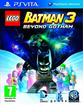 LEGO Batman 3 Beyond Gotham (PS Vita)