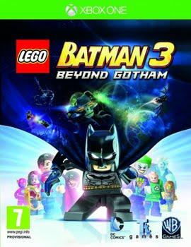 LEGO Batman 3 Beyond Gotham (Xbox One)