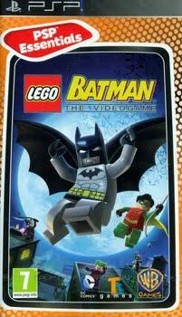 LEGO Batman (essentials) (Sony PSP)